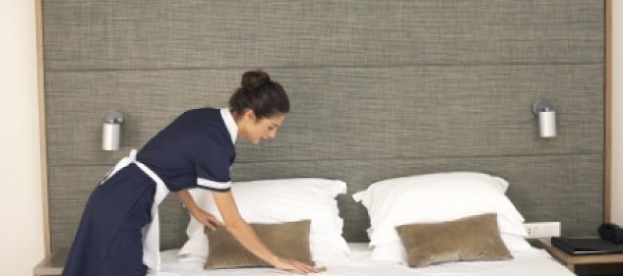 Les tapes de nettoyage de la chambre en d part madagascar h tel consultant - Nettoyage chambre hotel ...