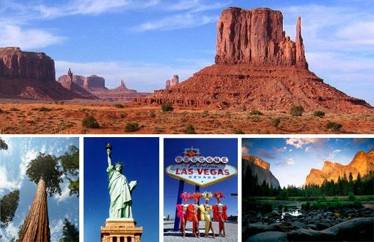 etats unis tourisme - Image