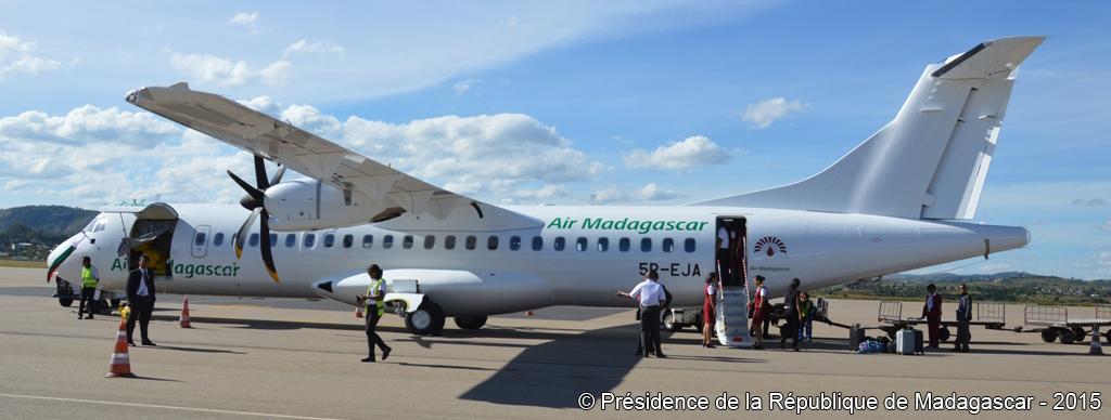 You are currently viewing Madagascar : les frontières aériennes restent fermées