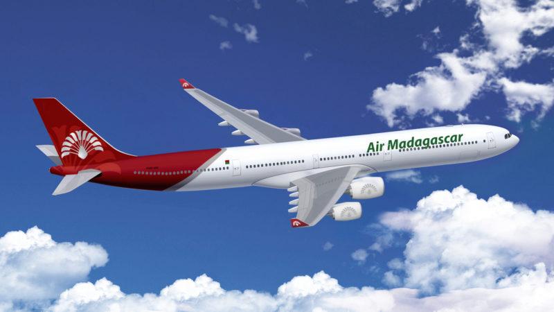 You are currently viewing Recrutement d'une vingtaine de pilotes chez Air Madagascar
