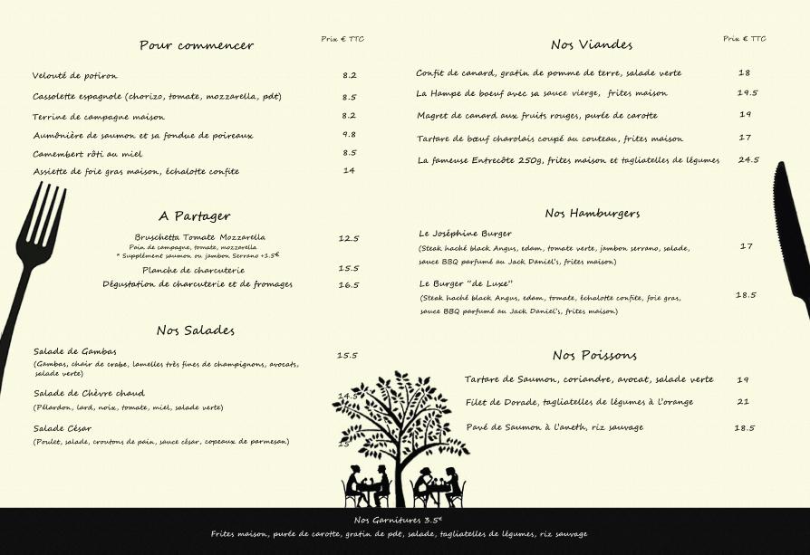 Restaurant Chez Lui Paris