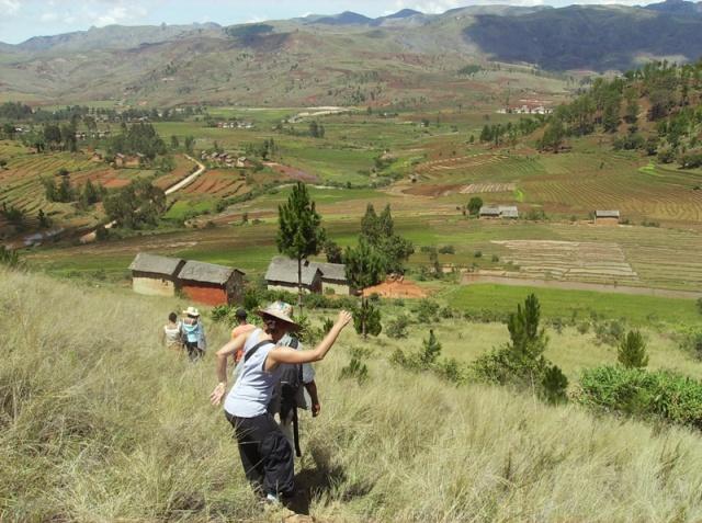 tourisme villageois