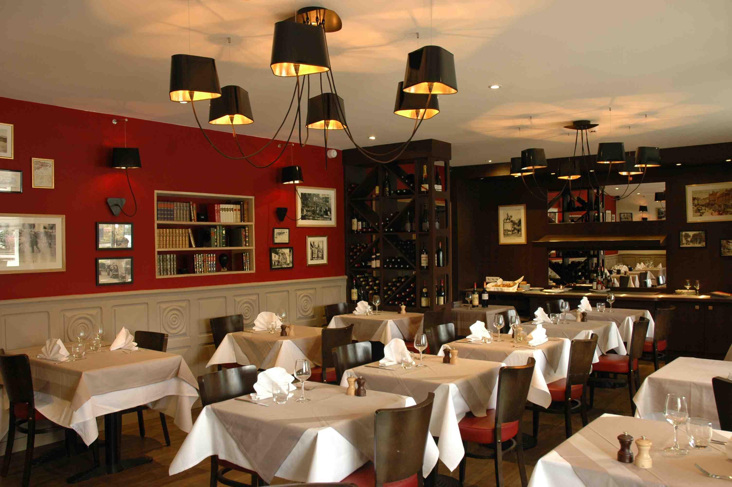 Consultant Decor Interieur Restaurant