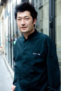 Pierre-Sang Boyer, ambassadeur de la Street Food Temple 2015.