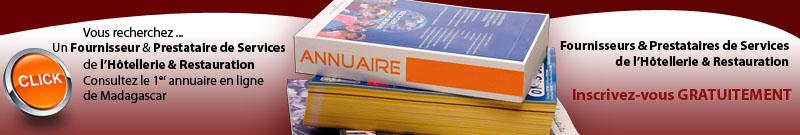 Premier Annuaire Professionnel de Fournisseurs de l'Hôtellerie et de la Restauration