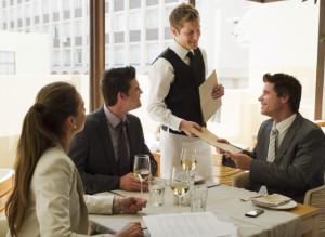 Un bon service est le résultat d'une faculté à anticiper : accordez de l'importance à vos mises en place.