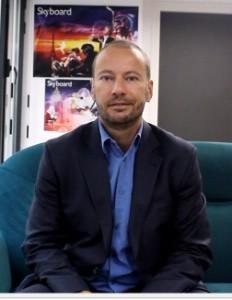 Laurent Queige, directeur du Welcome City Lab.