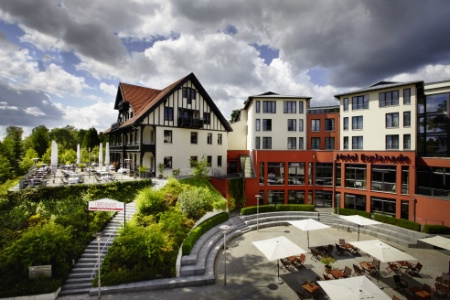 © DR L'Esplanade Resort, hôtel bien-être 4 étoiles à moins d'une heure de Berlin, accueille uniquement des clients de plus de 16 ans depuis novembre 2015.