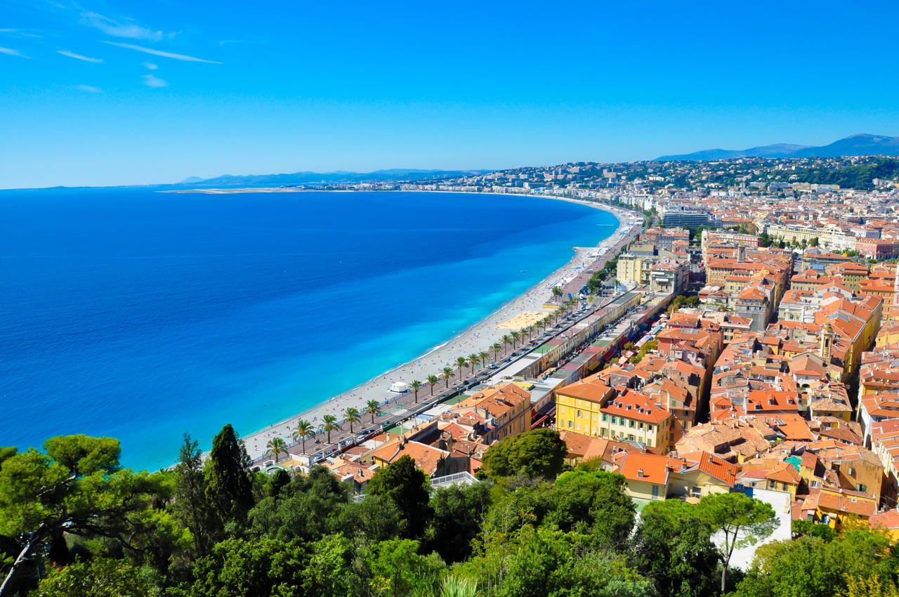 Cote D Azur Hotel Pas Cher