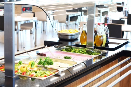 France. Les buffets face aux contraintes sanitaires