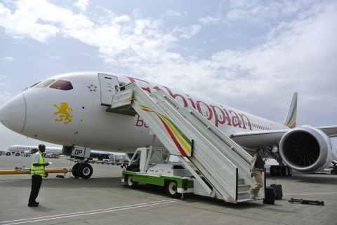 Ethiopian airlines : à destination de Nosy Be