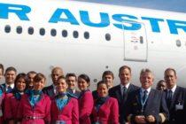 Air Austral lance le paiement échelonné des billets d'avion