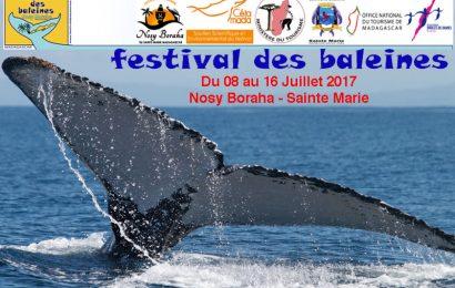 You are currently viewing Madagascar – Festival des Baleines: du 8 au 16 juillet 2017 à Sainte-Marie