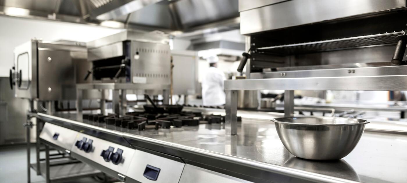 Concevoir les cuisines d'un restaurant