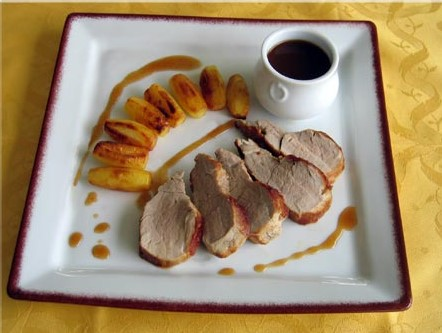 You are currently viewing Filet de porc au miel