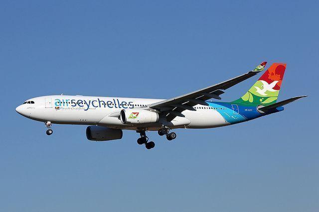 Air Seychelles élue première compagnie de l'océan Indien