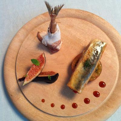 You are currently viewing Croustillant de sardine au miel et à la menthe