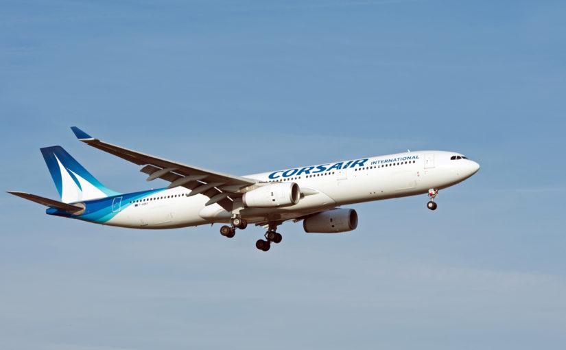 Transports aériens : Corsair abandonne la ligne Tanà-Réunion