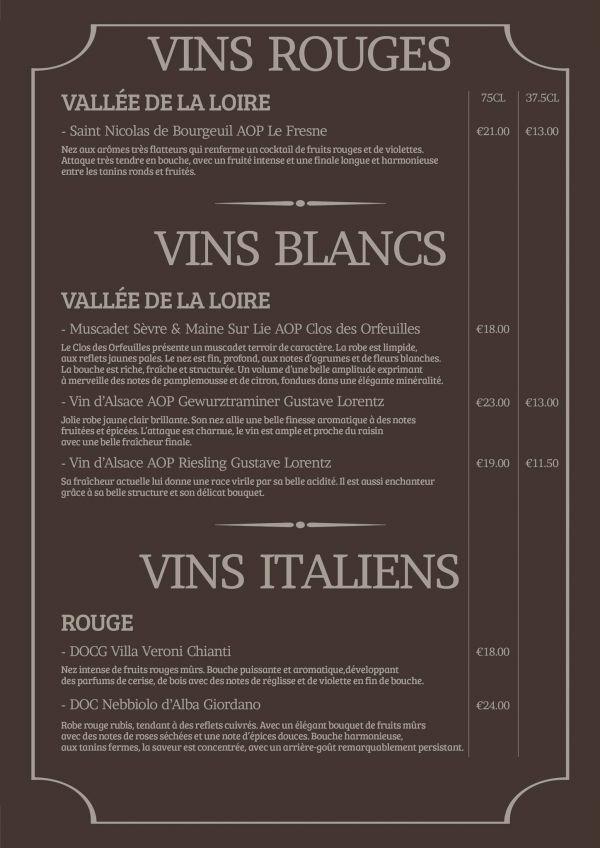 constituer sa carte des vins  les  u00e9tapes indispensables