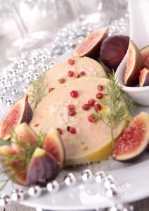 You are currently viewing Quel accompagnement original pour du foie gras ?