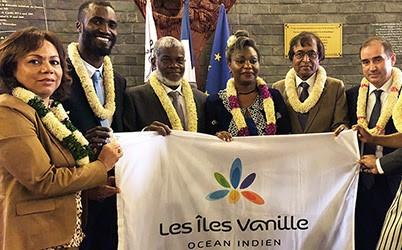 Mayotte à la Présidence des Iles vanille