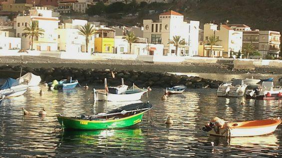 La Gomera, l'île à l'âme verte