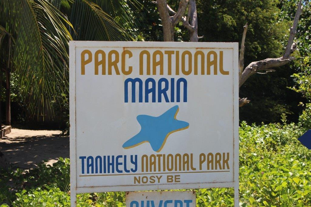 Gestion du parc national Nosy Tanihely : La commune urbaine de Nosy Be en leader