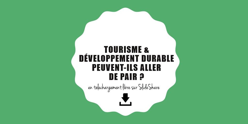 You are currently viewing Tourisme et Développement Durable peuvent-ils aller de pair ?