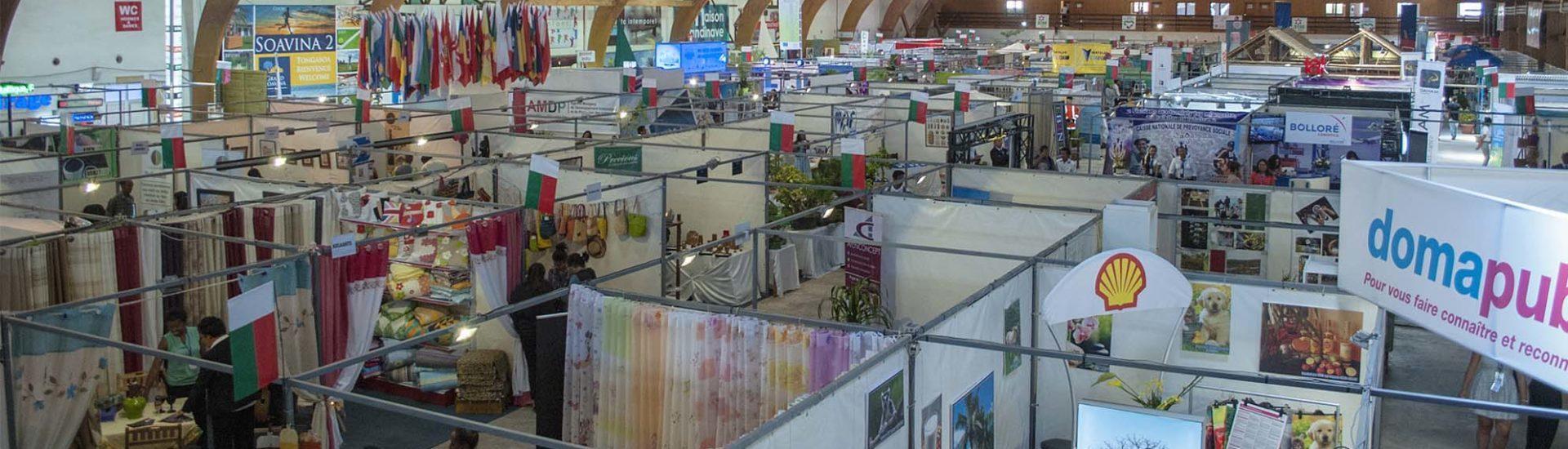 You are currently viewing Madagascar : Salon de l'industrie du 21 au 24 Juin 2018