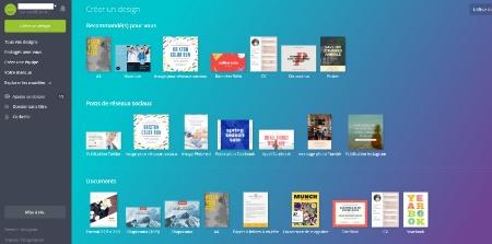 5 outils pour concevoir ses sites web, brochures et visuels numériques