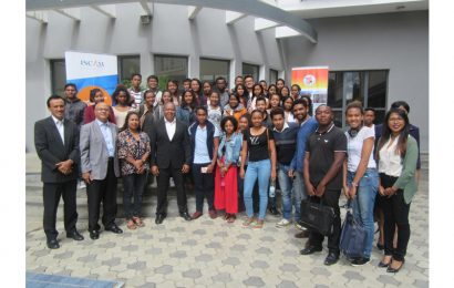 Rencontre de Mr le Ministre du tourisme avec les étudiants de l'ISCAM