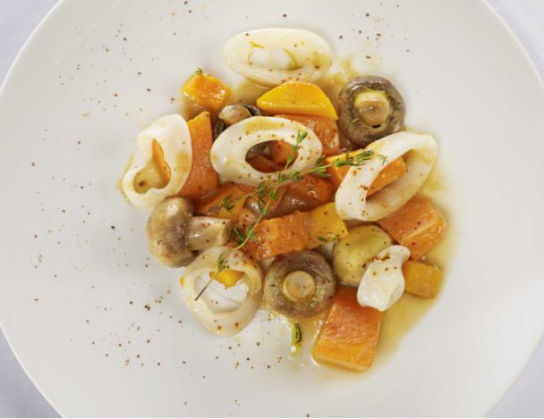 You are currently viewing Calamars aux légumes d'hiver