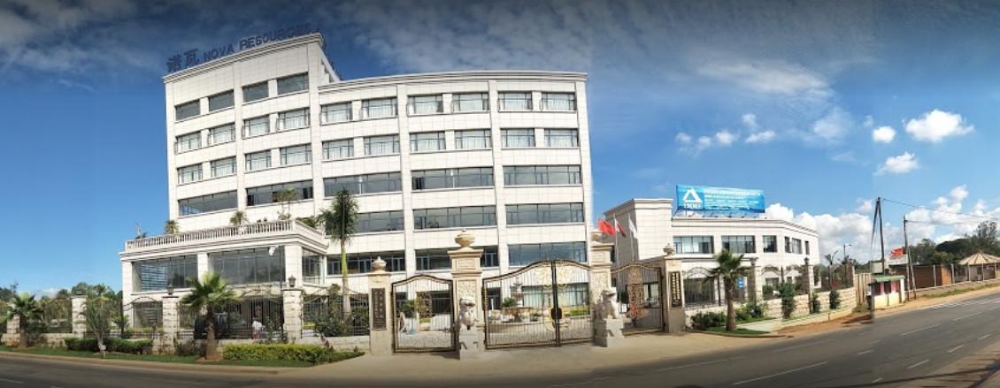 Un nouveau business hôtel à Ivato