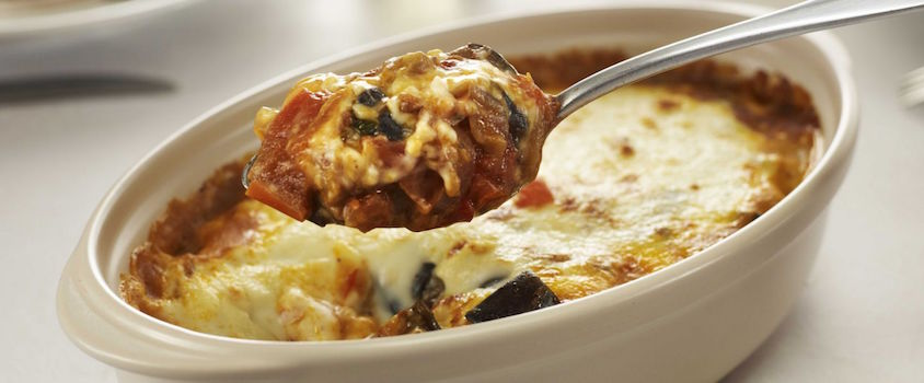 You are currently viewing Gratin d'aubergines