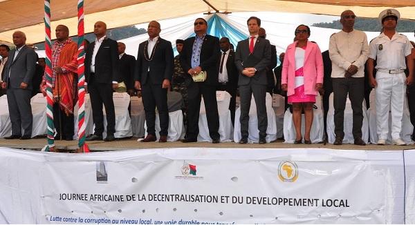 Ranomafana : Journée Africaine de la Décentralisation