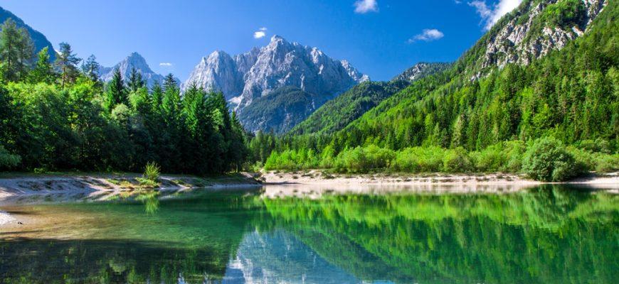 Slovénie : le pari de la nature