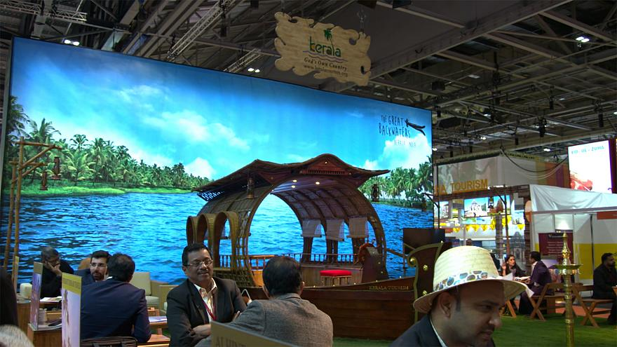 World Travel Market : l'écotourisme vu par le Guatemala, la Chine, Nashville et le Japon