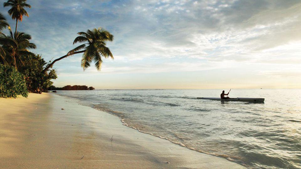 L'île de Desroches, un Eden préservé au bout du monde. SDP