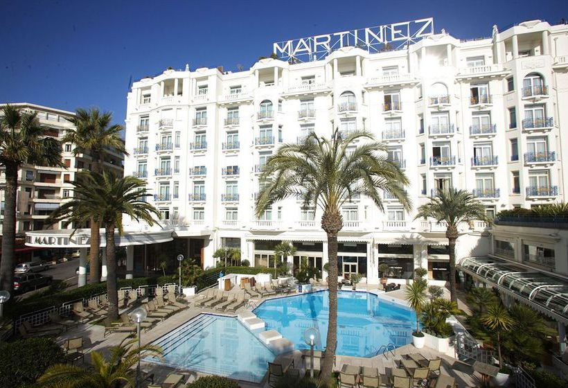 France : L'hôtel Martinez à Cannes obtient le label Green Globe