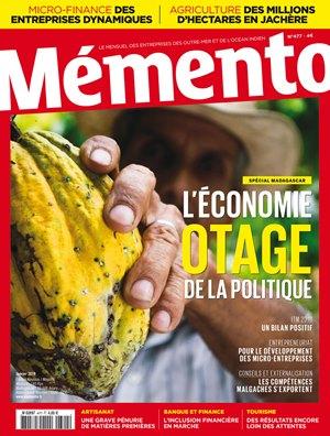 Retrouvez MH Consultant dans la magazine Memento de Janvier!