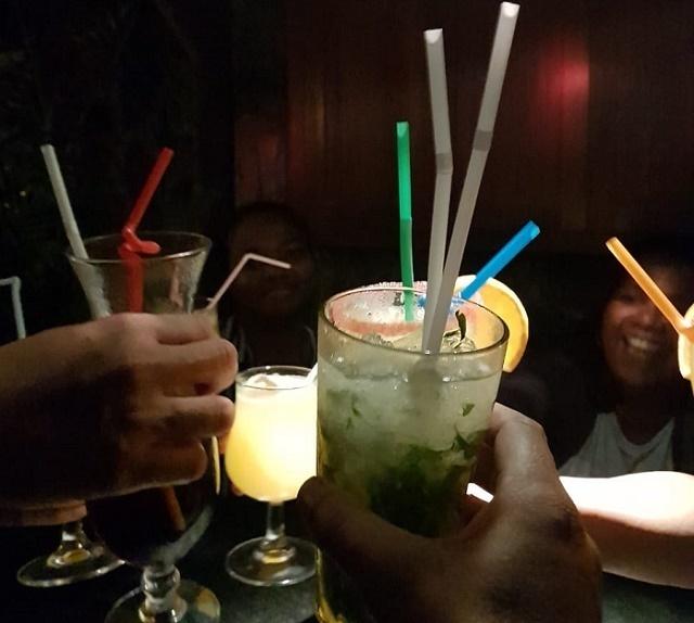 Les pailles en plastique, c'est bientôt fini aux Seychelles