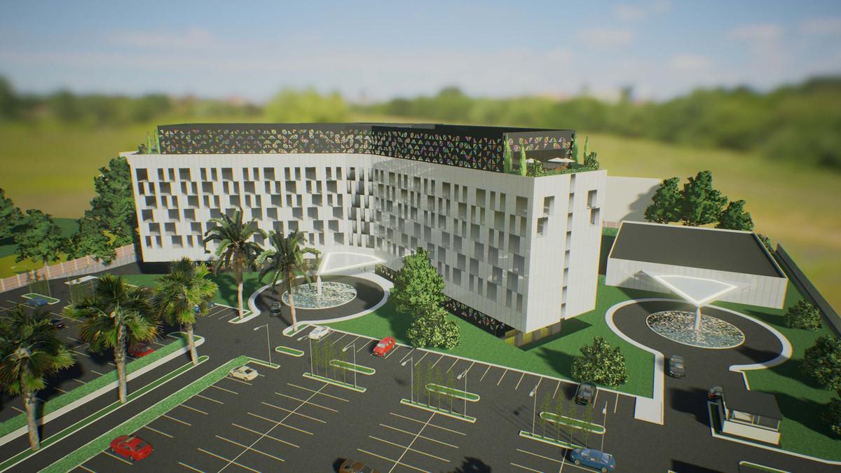 Madagascar : NOVOTEL : un hôtel 5 étoiles en construction à Alarobia