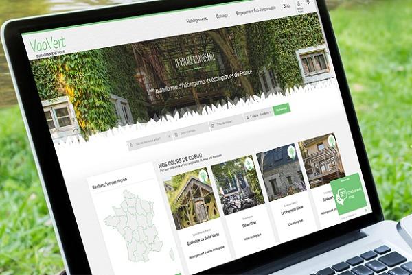 """France : VaoVert, la plateforme """"éco-construite"""" qui se rêve en Booking du tourisme durable"""