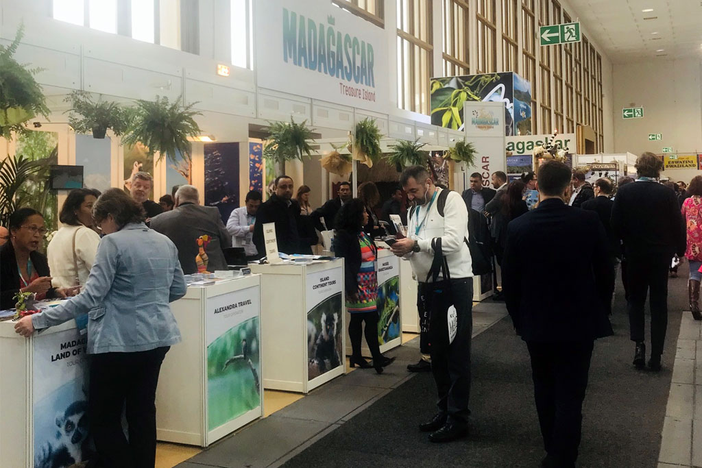 Destination Madagascar : satisfécit des exposants à l'ITB à Berlin