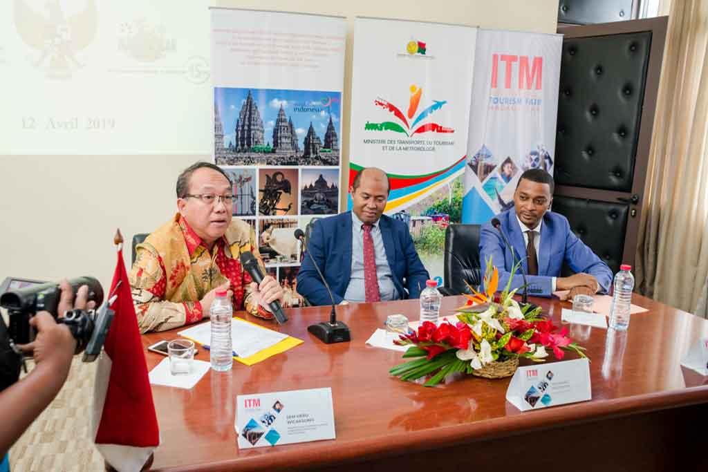 Salon ITM 2019 : L'Indonésie, pays invité d'honneur