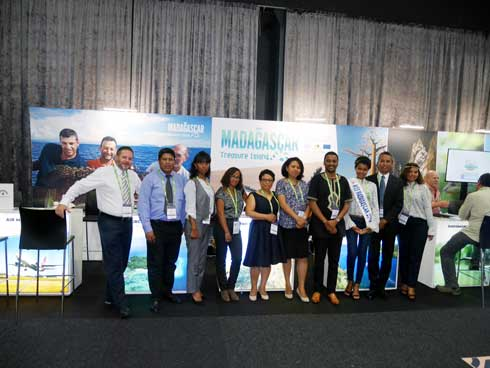Salon INDABA 2019 : Une bonne visibilité pour la destination Madagascar