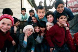 enfants orphelinat