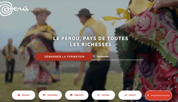 Le e-learning du Pérou fait peau neuve