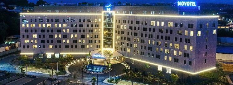 A Madagascar, le géant hôtelier Accor ouvre le Novotel Convention & Spa