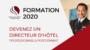 FORMATION 2020 – DIRECTEUR D'HÔTEL